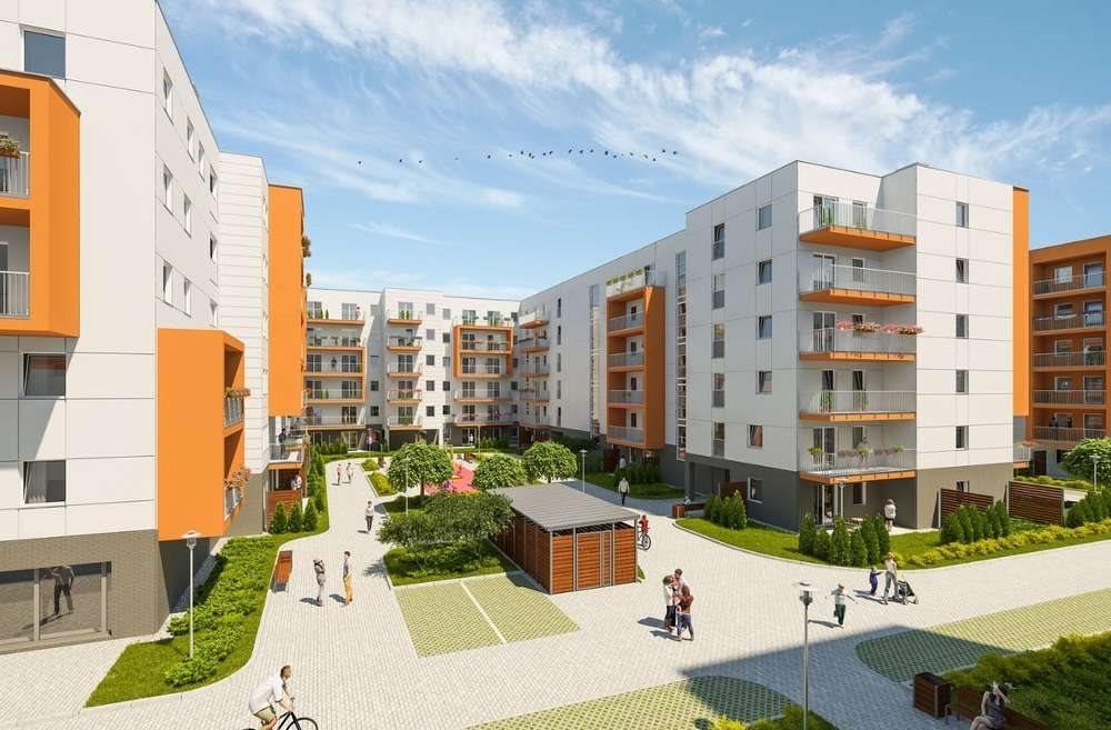 Mieszkanie trzypokojowe na sprzedaż Poznań, Stare Miasto, Winogrady  59m2 Foto 2