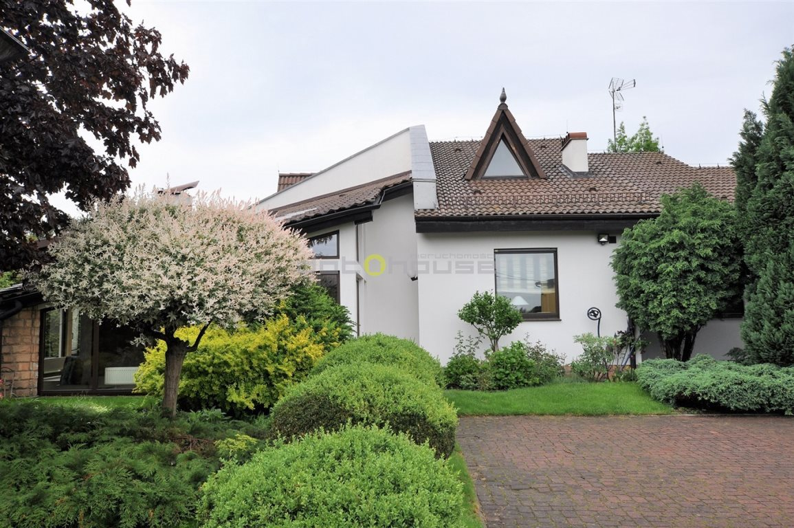 Dom na sprzedaż Katowice, Zarzecze, Wspaniała rezydencja w Zarzeczu!!!  302m2 Foto 1