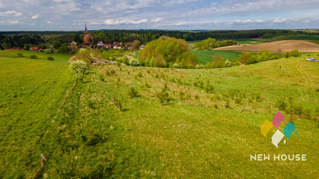 Działka rolna na sprzedaż Brąswałd  3540m2 Foto 11
