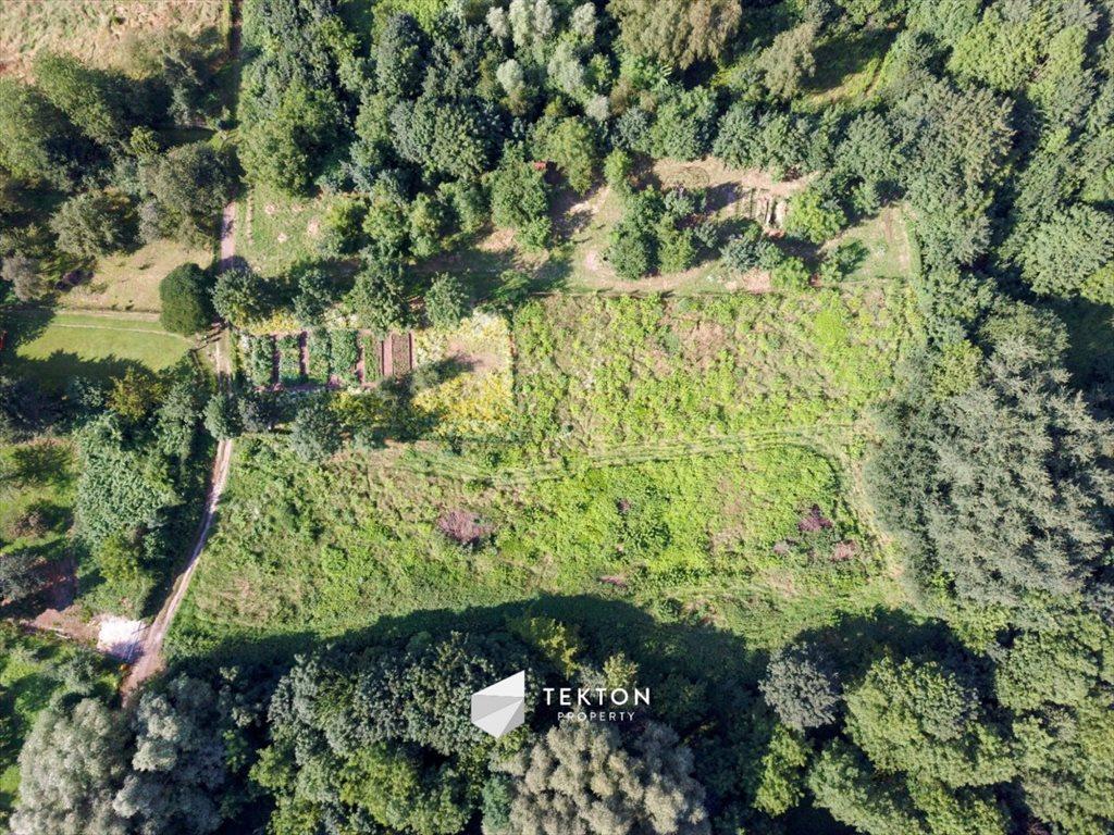 Działka leśna na sprzedaż Kraków, Salwator, Panoramiczna  4100m2 Foto 3