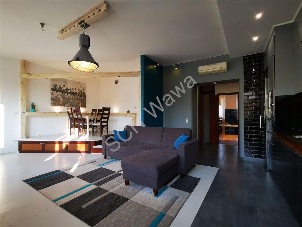 Mieszkanie trzypokojowe na sprzedaż Warszawa, Śródmieście, Belwederska  72m2 Foto 6