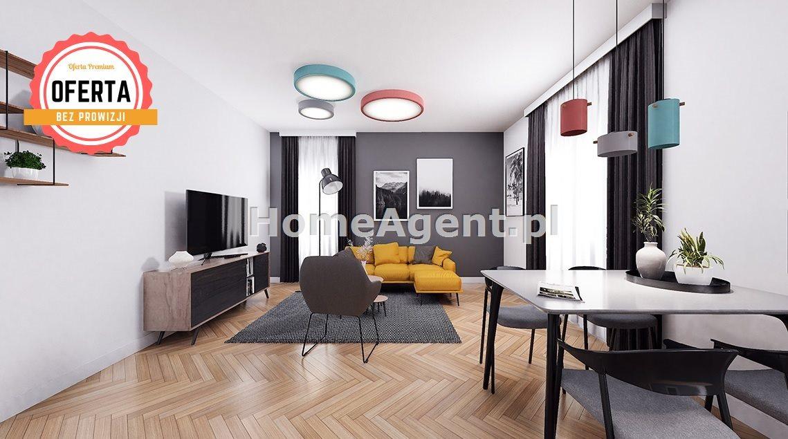 Mieszkanie dwupokojowe na sprzedaż Sosnowiec, Klimontów, Klimontowska  34m2 Foto 2