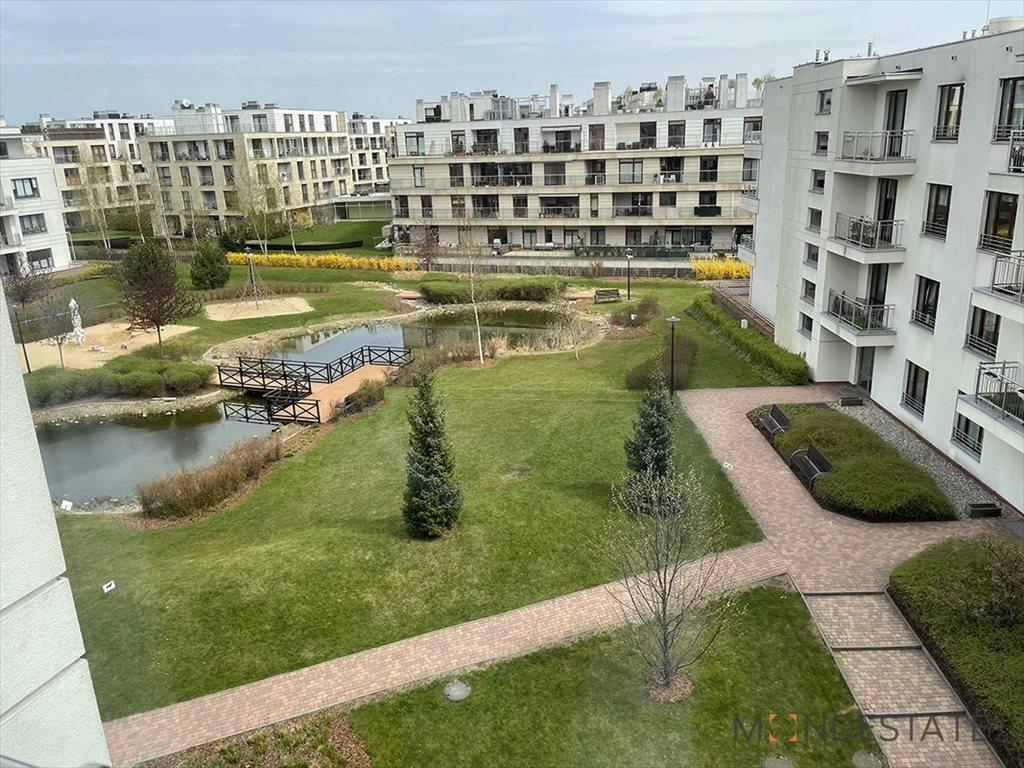 Mieszkanie trzypokojowe na sprzedaż Warszawa, Wilanów, Aleja Rzeczypospolitej  62m2 Foto 11