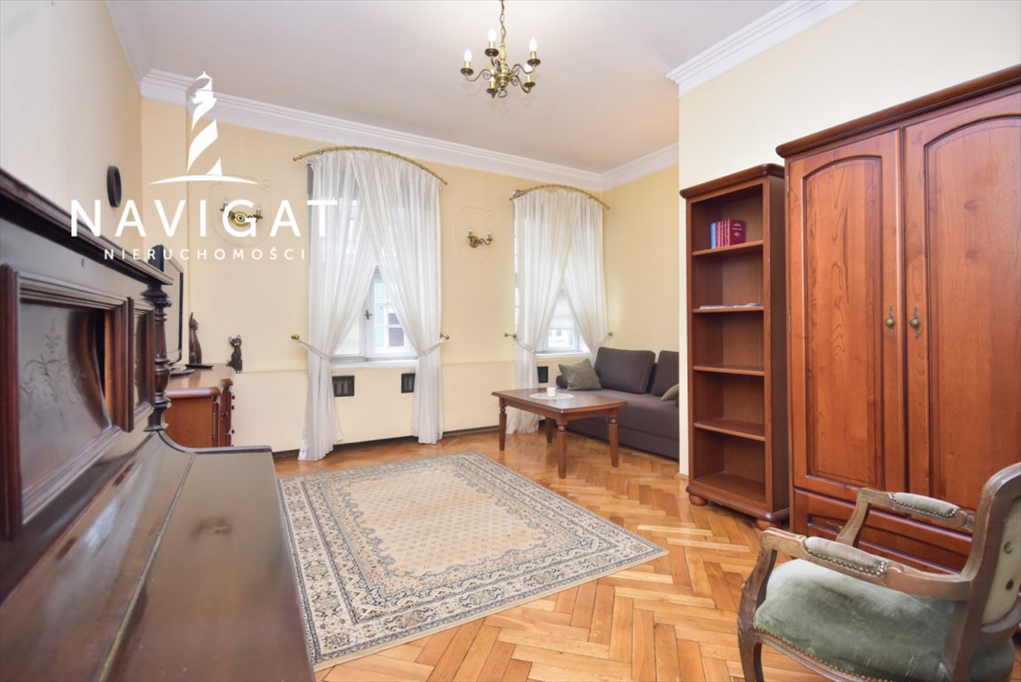 Mieszkanie dwupokojowe na sprzedaż Gdańsk, Śródmieście, Ogarna  34m2 Foto 1