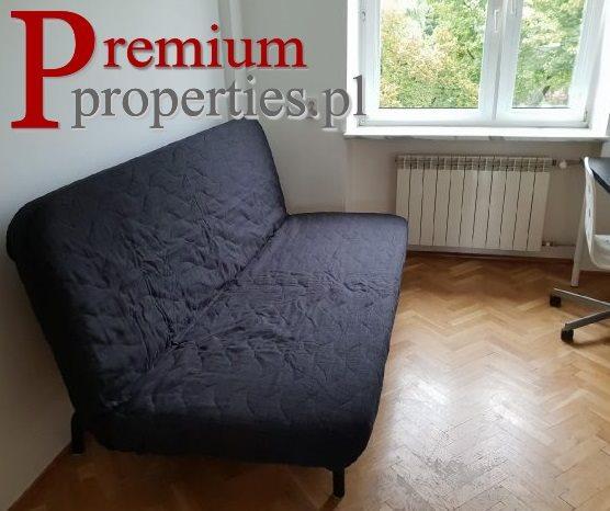 Mieszkanie dwupokojowe na wynajem Warszawa, Mokotów, Stary Mokotów  53m2 Foto 3