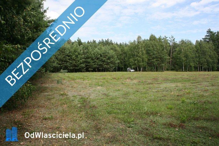 Działka leśna z prawem budowy na sprzedaż Miszewo Wielkie  3600m2 Foto 3