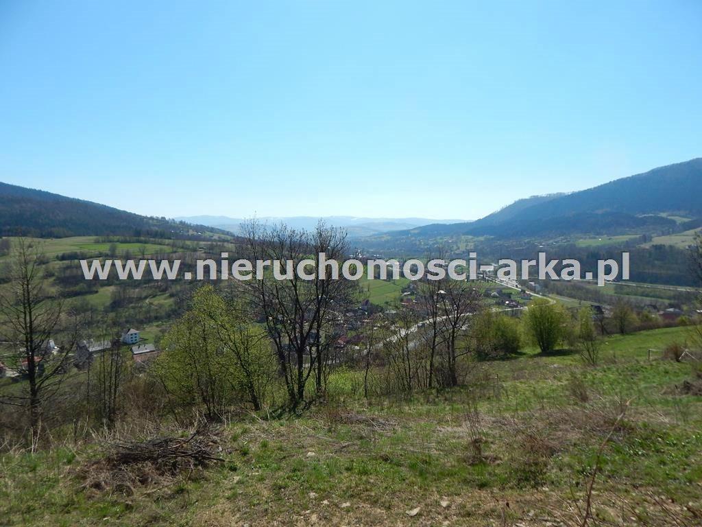 Działka budowlana na sprzedaż Mszana Dolna  4400m2 Foto 3