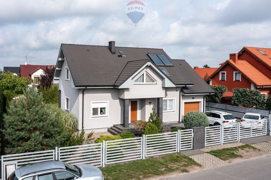 Dom na sprzedaż Rokietnica, Cyprysowa  172m2 Foto 1