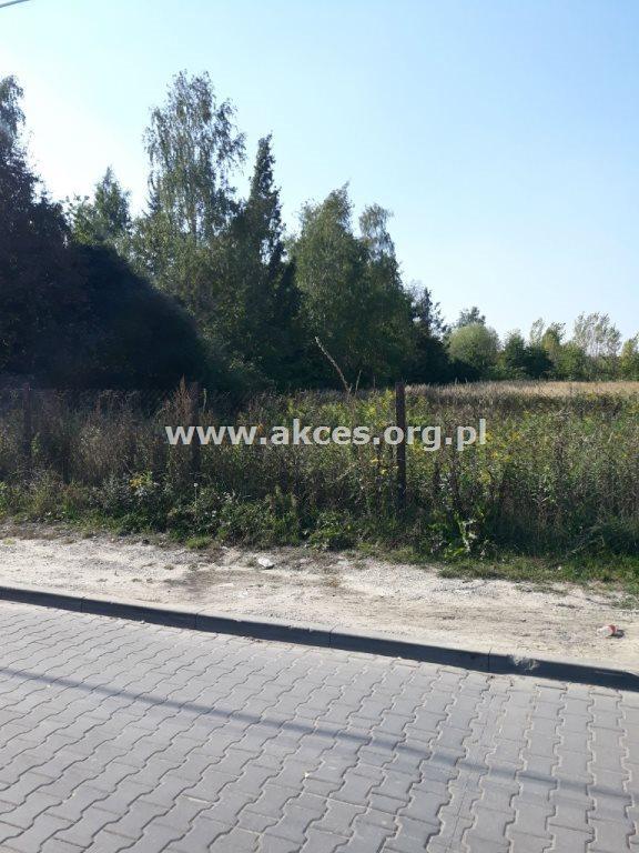 Działka budowlana na sprzedaż Nowa Iwiczna, Mleczarska  3700m2 Foto 3