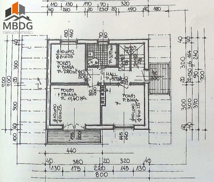 Dom na sprzedaż Skomielna Czarna  74m2 Foto 12