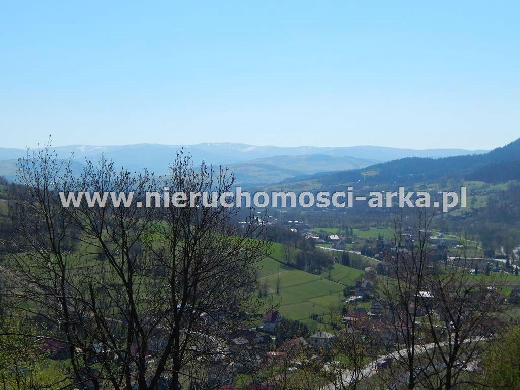 Działka budowlana na sprzedaż Mszana Dolna  4400m2 Foto 1