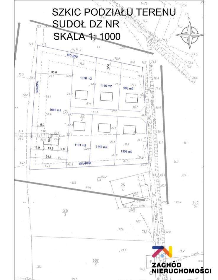 Działka budowlana na sprzedaż Sudoł  11800m2 Foto 7