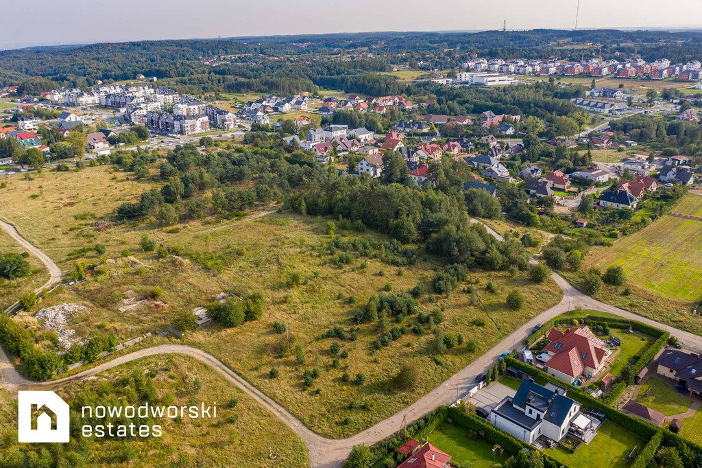Działka komercyjna na sprzedaż Gdynia, Wiczlino, Chwarznieńska  9930m2 Foto 1