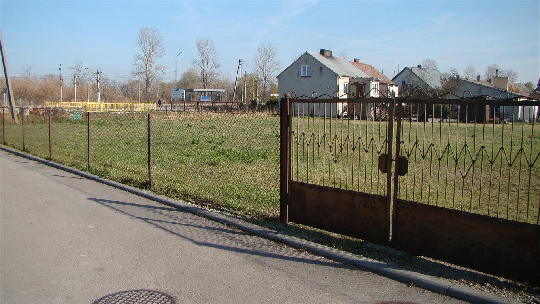 Działka budowlana na sprzedaż Bodzechów, Kolejowa  3000m2 Foto 1