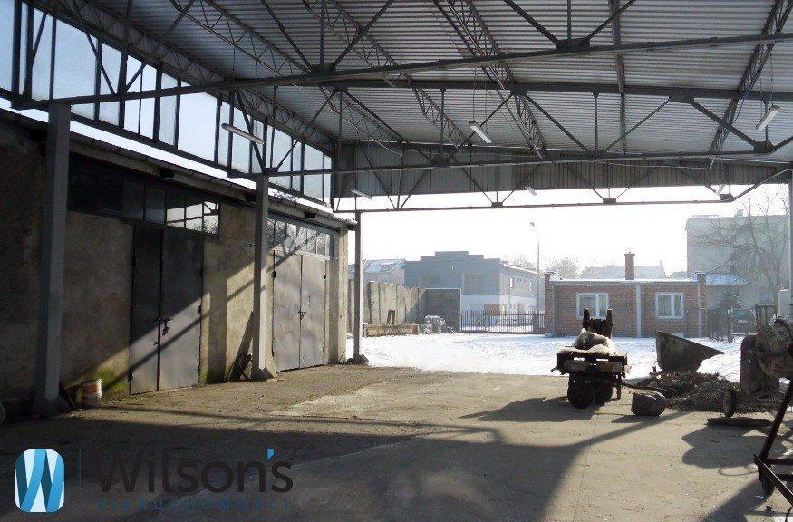 Działka przemysłowo-handlowa pod dzierżawę Radom, Średnia  1500m2 Foto 3