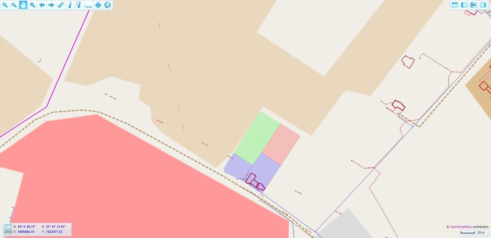 Lokal użytkowy na sprzedaż Kętrzyn, Górna  278m2 Foto 13