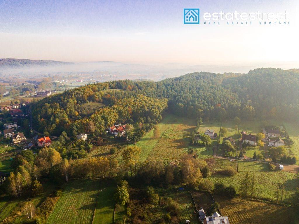 Działka inwestycyjna na sprzedaż Kraków, Tyniec, Tyniec, Skołczanka  9600m2 Foto 9