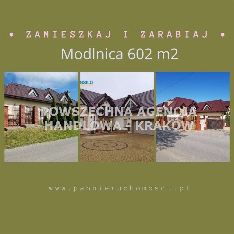 Dom na sprzedaż Wielka Wieś  602m2 Foto 1