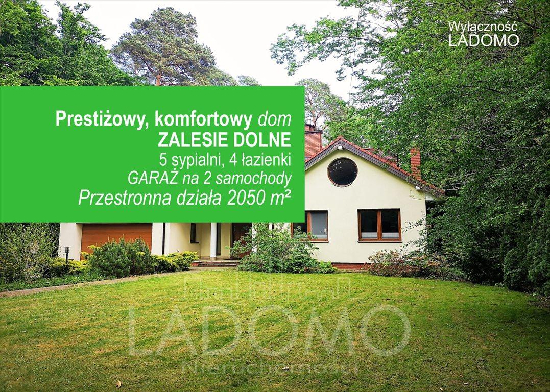 Dom na sprzedaż Piaseczno, Zalesie Dolne  430m2 Foto 1