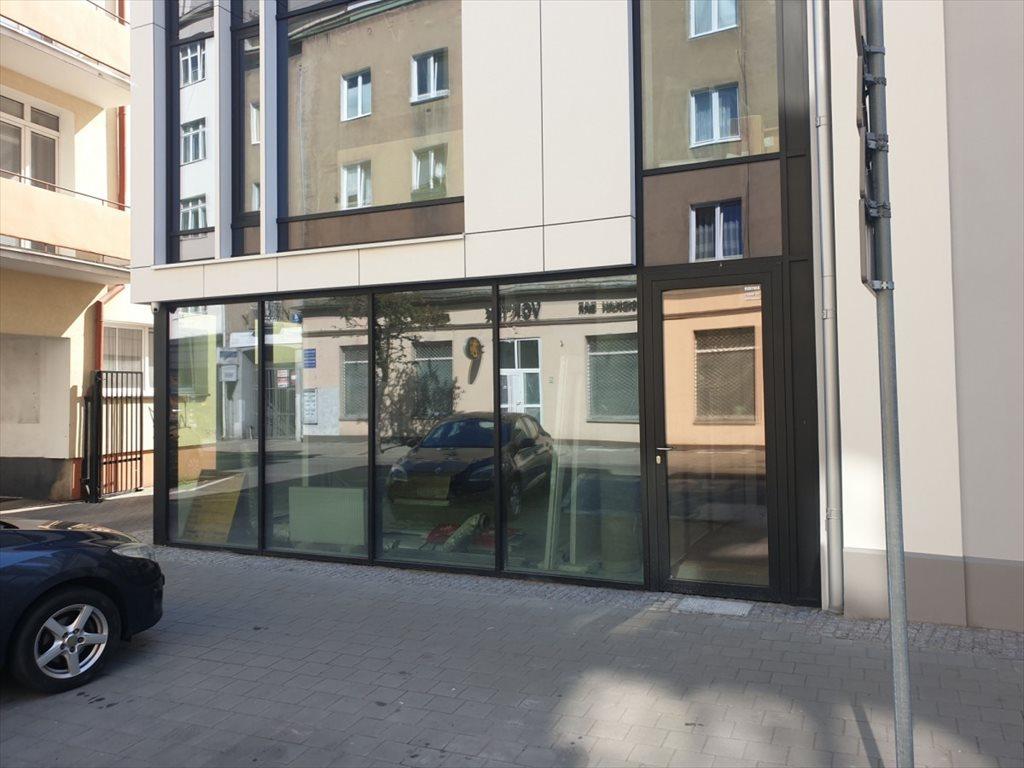 Lokal użytkowy na wynajem Gdynia, Śródmieście, Antoniego Abrahama  60m2 Foto 1