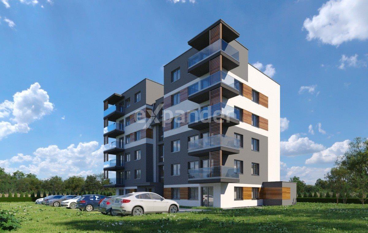 Mieszkanie dwupokojowe na sprzedaż Toruń, Kręta  40m2 Foto 1