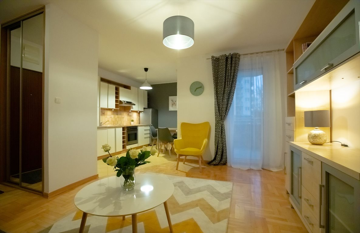 Mieszkanie dwupokojowe na sprzedaż Warszawa, Praga-Południe, Gocław, J. Meissnera 1/3  41m2 Foto 1