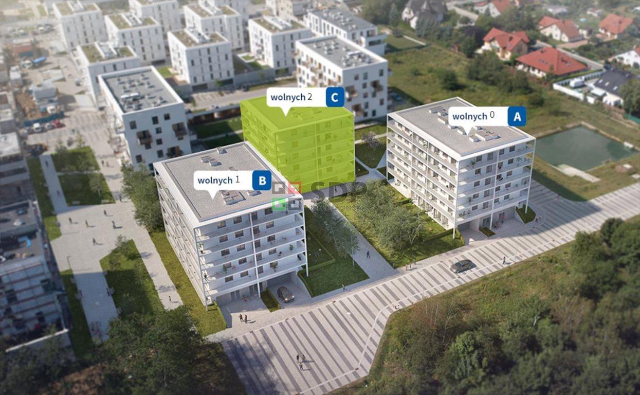Mieszkanie trzypokojowe na sprzedaż Wrocław, Fabryczna, Żerniki, Henricha Lauterbacha  62m2 Foto 2