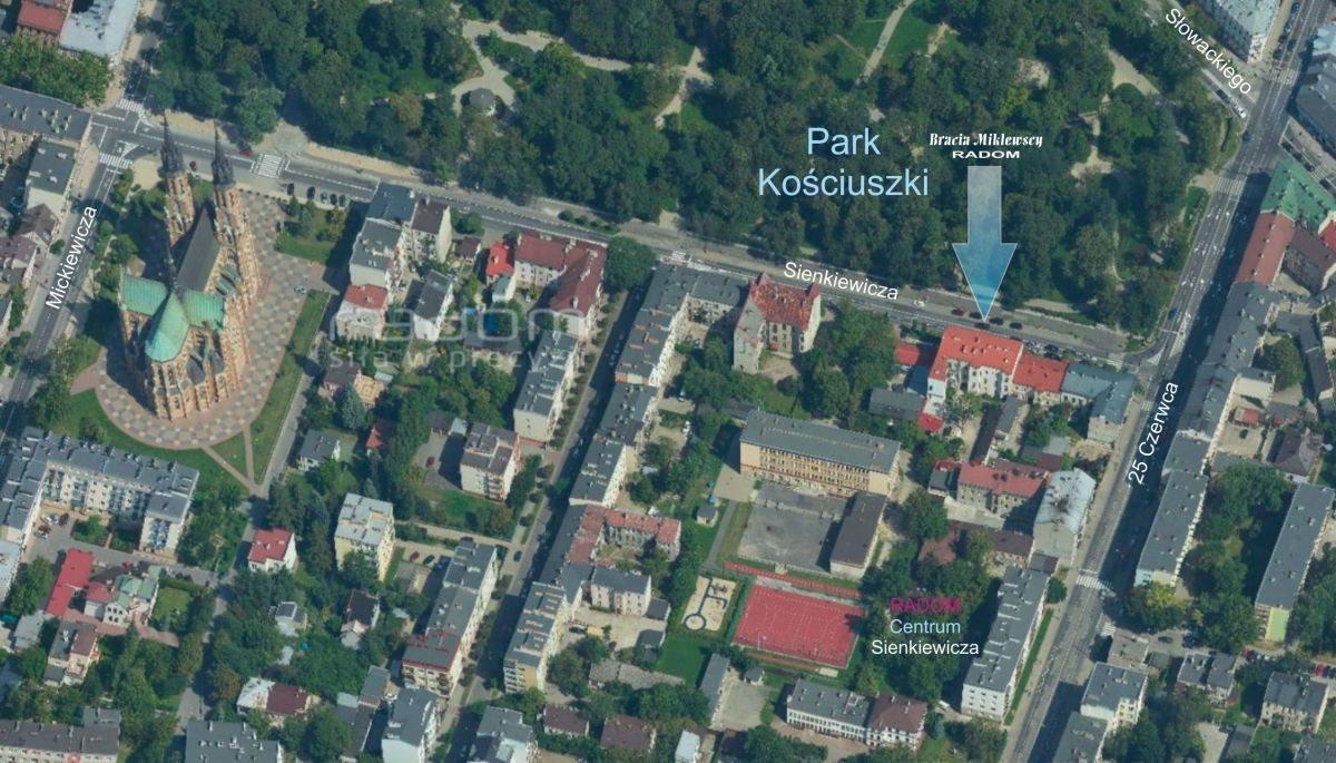 Mieszkanie dwupokojowe na wynajem Radom, Henryka Sienkiewicza  76m2 Foto 6