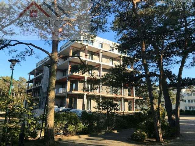 Mieszkanie dwupokojowe na sprzedaż Ustka  43m2 Foto 3