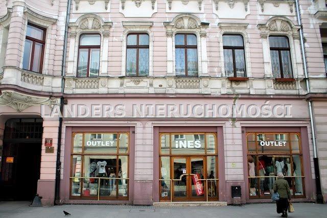 Lokal użytkowy na wynajem Łódź, Piotrkowska  46m2 Foto 1