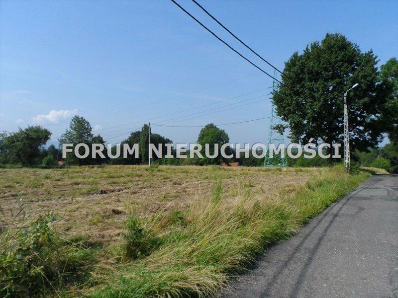 Działka budowlana na sprzedaż Bielsko-Biała, Komorowice Krakowskie  3500m2 Foto 1