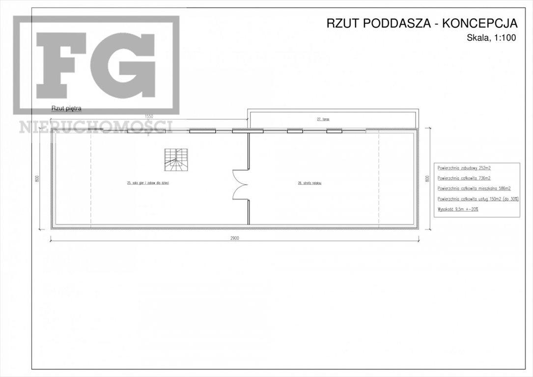 Działka przemysłowo-handlowa na sprzedaż Gdańsk, Suchanino, Roberta Schumana  740m2 Foto 2