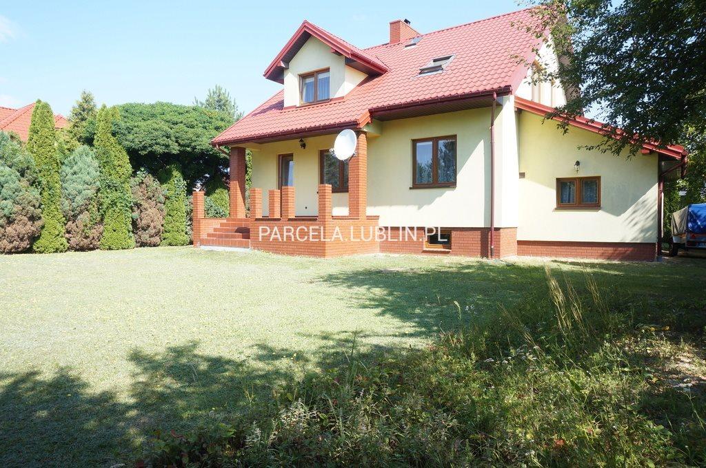 Dom na sprzedaż Łęczna  203m2 Foto 1