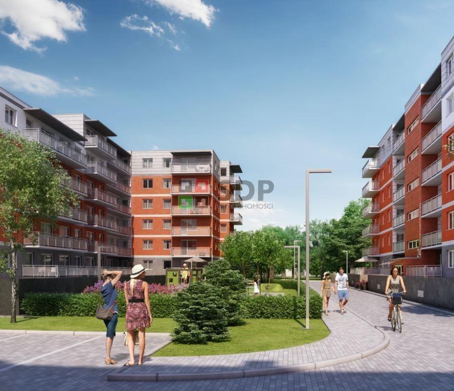 Mieszkanie dwupokojowe na sprzedaż Wrocław, Psie Pole, Poświętne  47m2 Foto 1