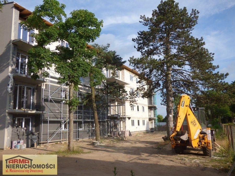 Mieszkanie trzypokojowe na sprzedaż Stargard, Stare Miasto, Gdańska  58m2 Foto 10