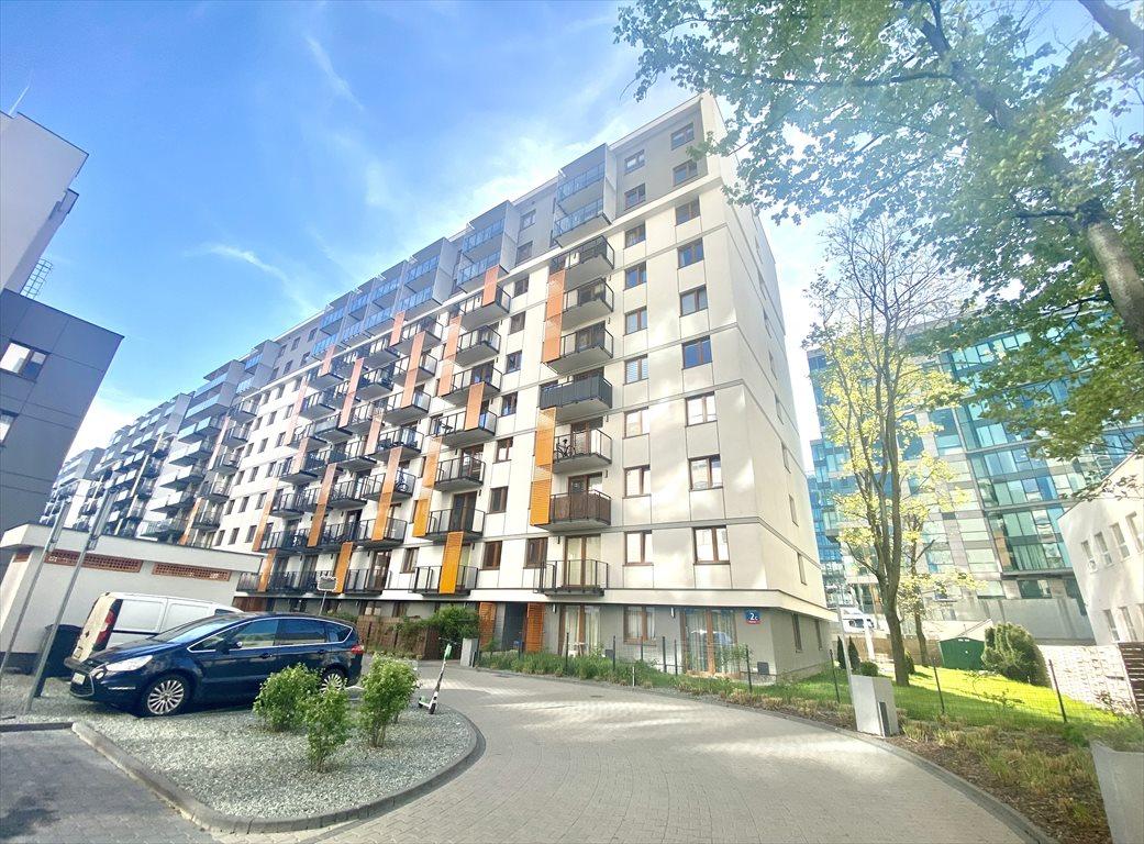 Mieszkanie trzypokojowe na sprzedaż Warszawa, Mokotów, Cybernetyki  70m2 Foto 12