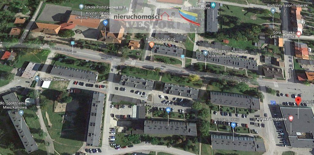 Mieszkanie dwupokojowe na sprzedaż Barczewo  34m2 Foto 2