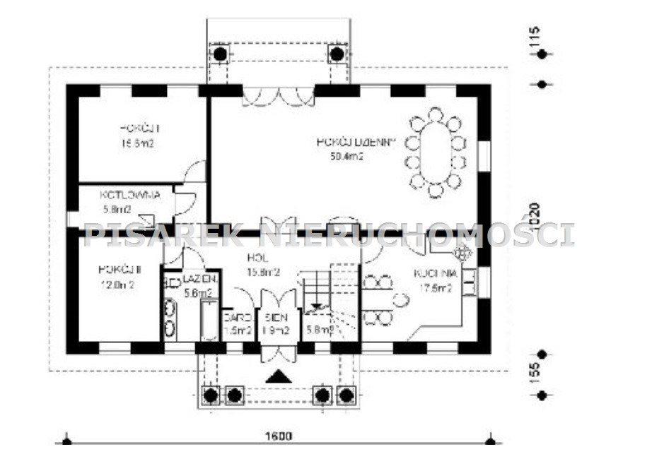 Dom na sprzedaż Magdalenka  350m2 Foto 7