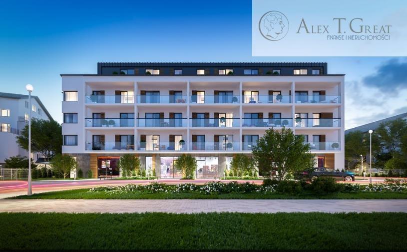 Mieszkanie trzypokojowe na sprzedaż Gdynia, Dąbrowa, Rdestowa  66m2 Foto 1