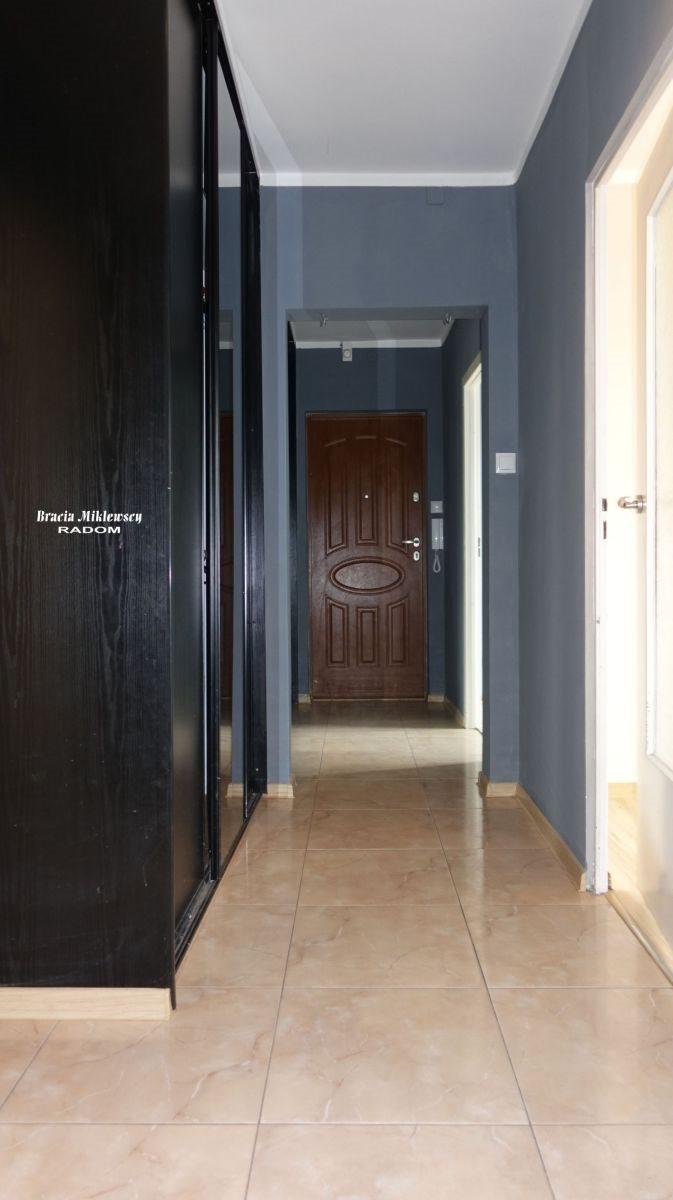 Mieszkanie trzypokojowe na wynajem Radom, Prędocinek, Ostrowiecka  60m2 Foto 8