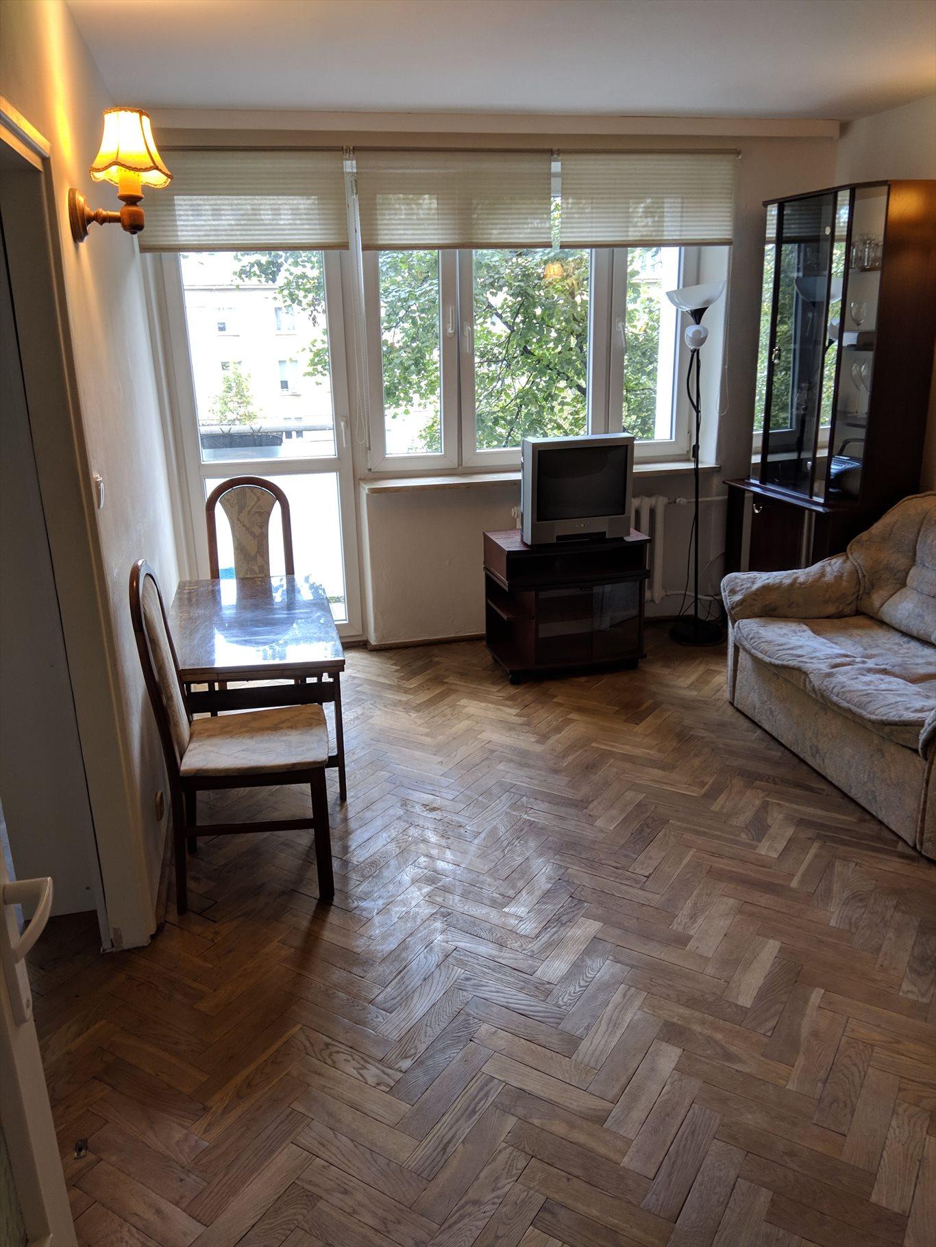 Mieszkanie dwupokojowe na wynajem Warszawa, Śródmieście, Emilii Plater 55  36m2 Foto 5