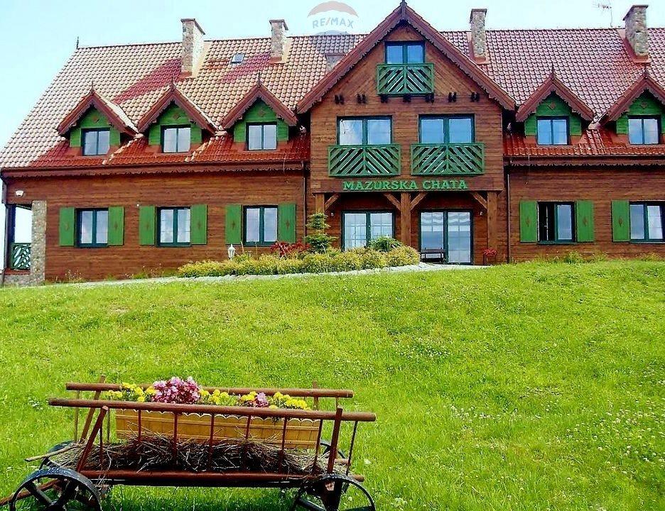 Lokal użytkowy na sprzedaż Mikołajki, Mrągowska  1177m2 Foto 2