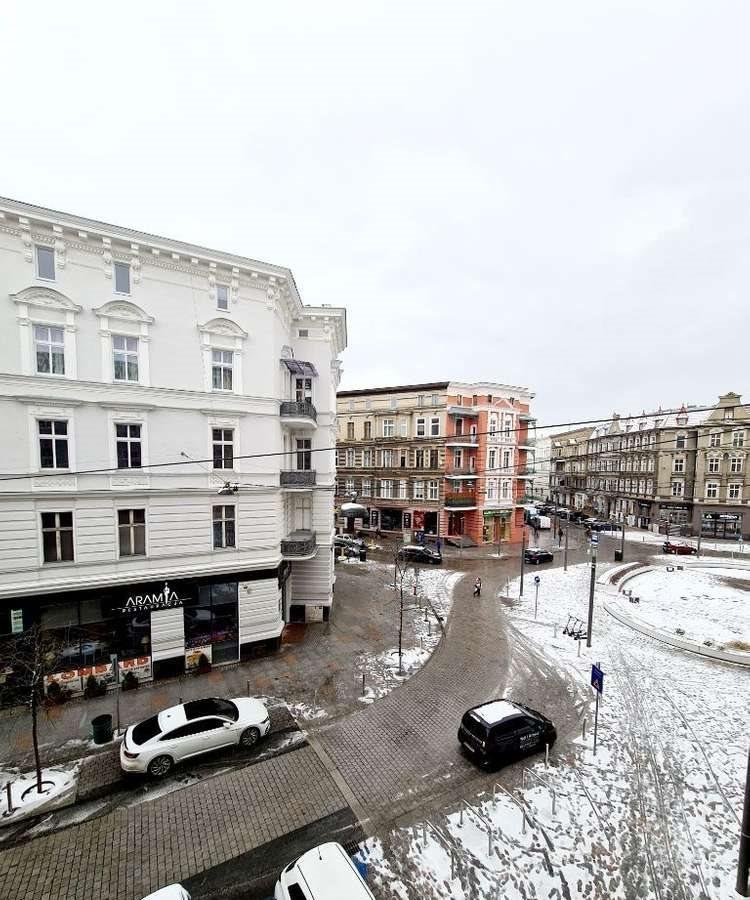 Mieszkanie trzypokojowe na wynajem Szczecin, Centrum, szczecin  87m2 Foto 12