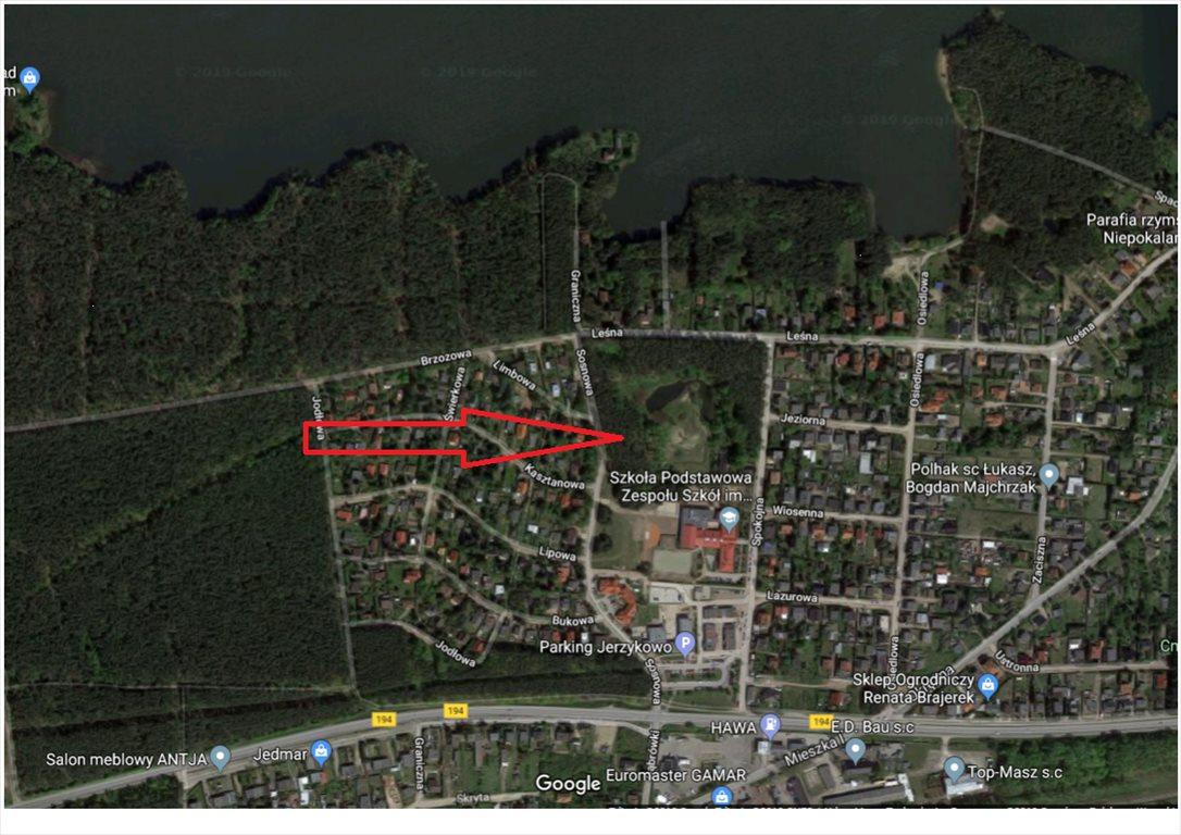 Działka komercyjna na sprzedaż Jerzykowo, Sosnowa  2197m2 Foto 6