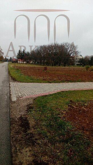 Działka inna na sprzedaż Tomaszowice  1800m2 Foto 3