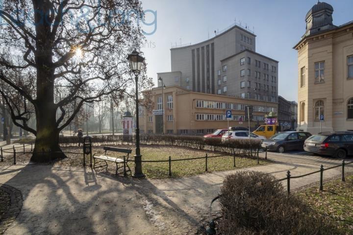 Lokal użytkowy na wynajem Kraków, Stare Miasto, Dunajewskiego, Juliana  82m2 Foto 5
