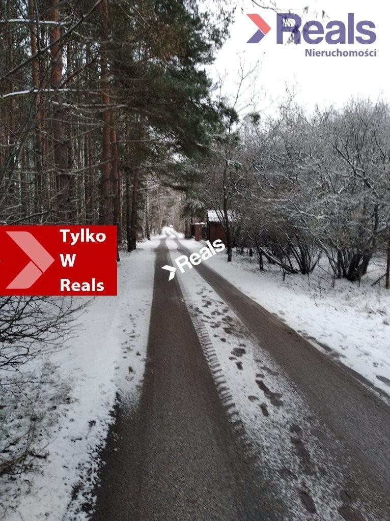 Działka leśna z prawem budowy na sprzedaż Warszawa, Wawer, Anin  3734m2 Foto 1