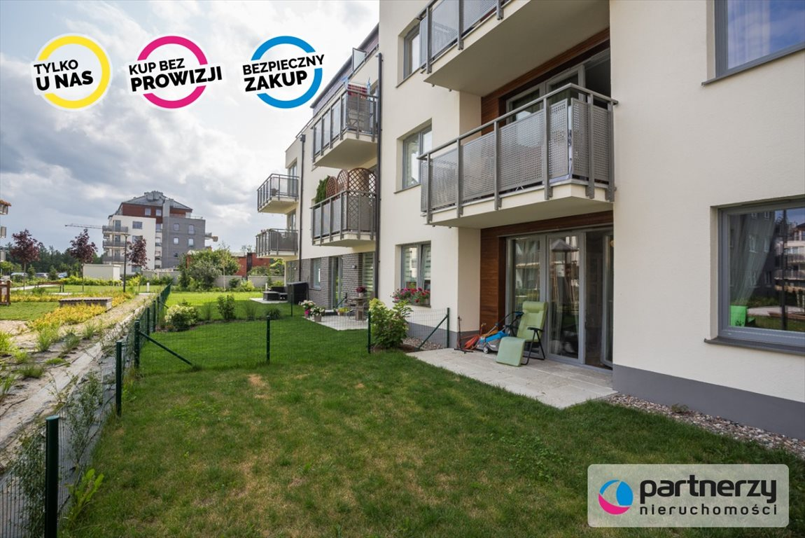 Mieszkanie dwupokojowe na sprzedaż Gdynia, Chwarzno-Wiczlino  46m2 Foto 9