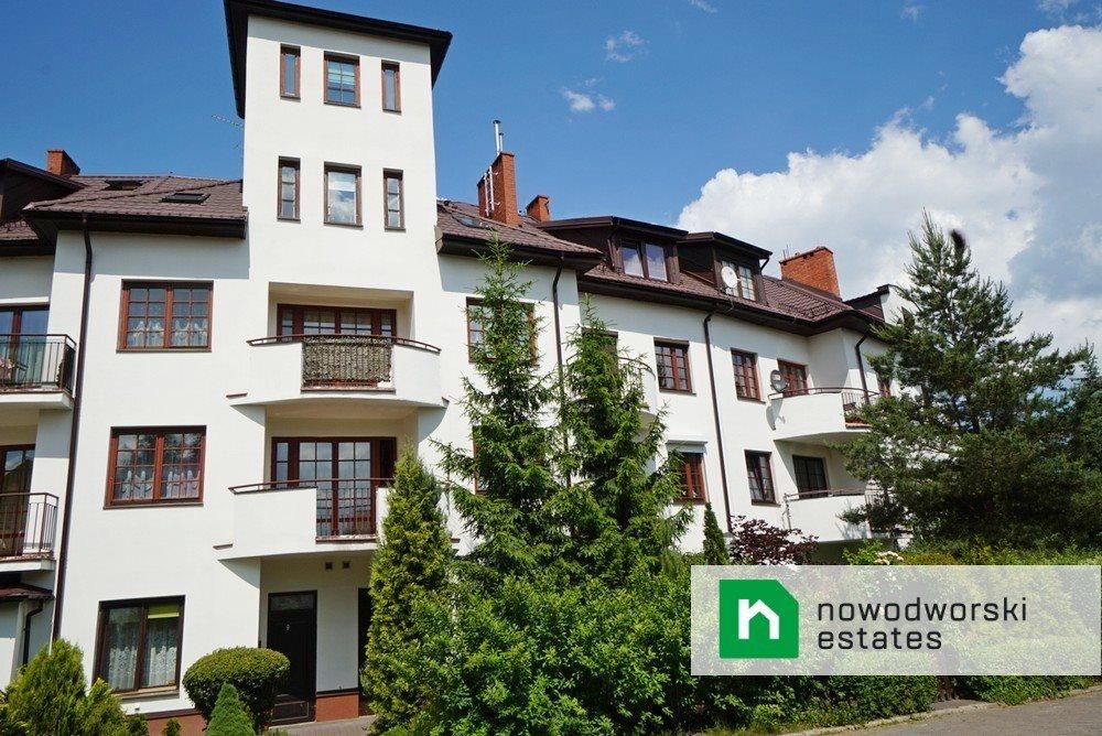 Mieszkanie dwupokojowe na sprzedaż Konstancin-Jeziorna, Wilanowska  48m2 Foto 1