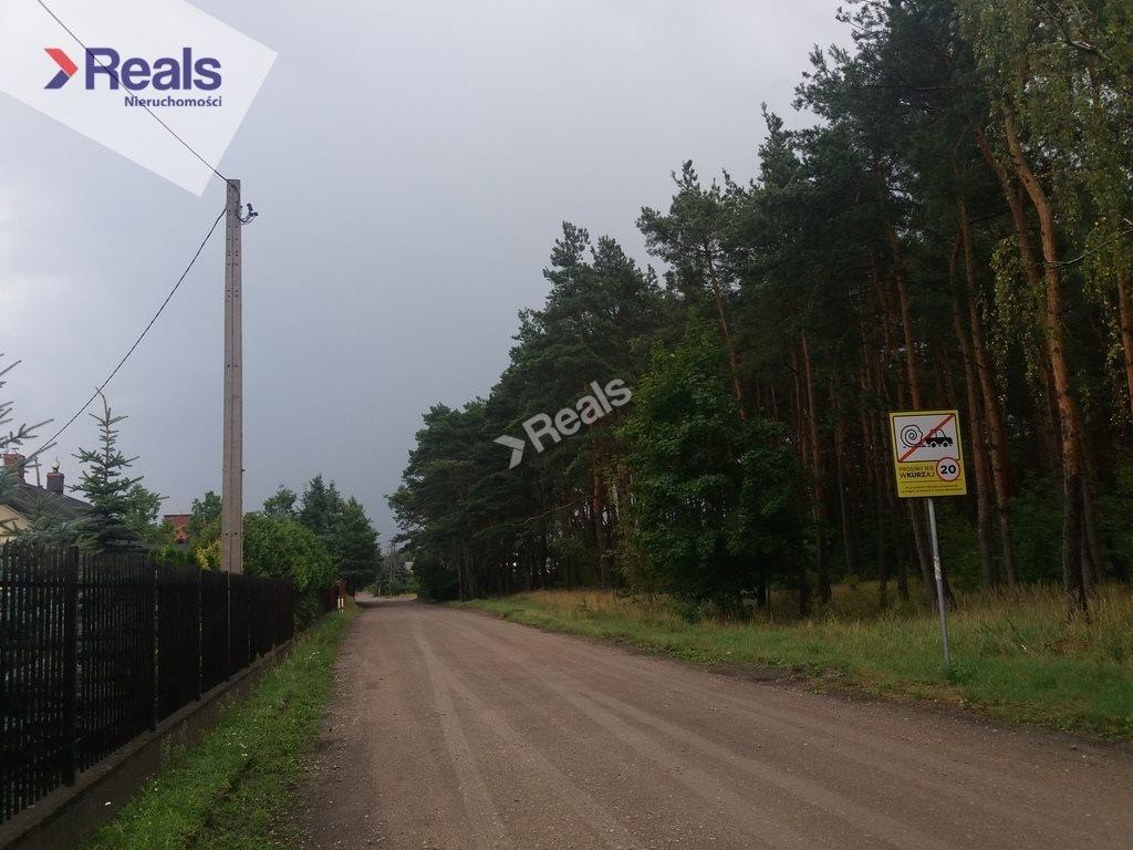 Działka leśna z prawem budowy na sprzedaż Józefów  3077m2 Foto 3